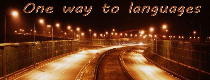 Ucz się języków z One way to langauges!