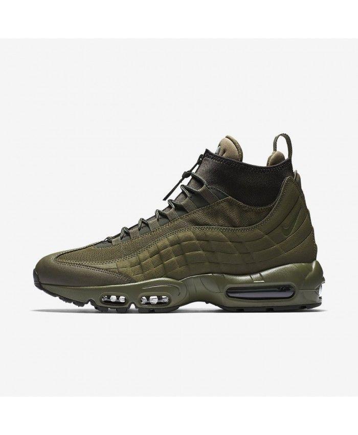 eb9c887411eee8 Nike Air Max 95 SneakerBoot 806809-202