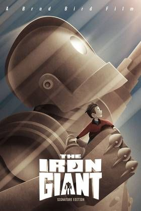 The Iron Giant (Signature Edition)   Buy, Rent or Watch on FandangoNOW