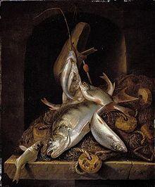 Jacob Gillig, Freshwater Fish (1684)