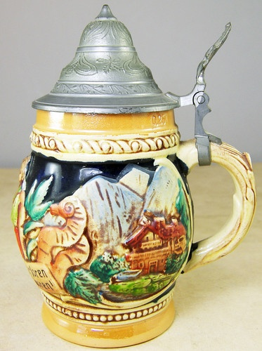 18 Best Images About Vintage German Beer Steins On Pinterest