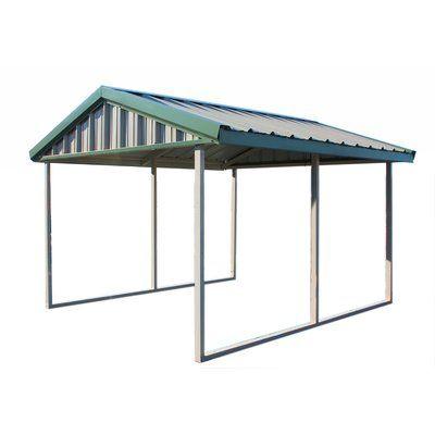 Best Premium Canopy 10 Ft X 12 Ft Canopy Trim Finish Polar 400 x 300