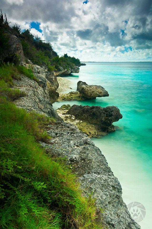 Beautiful dreamy Bonaire the least developed