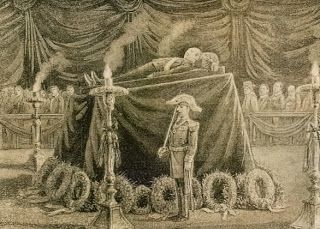 Clionáutica: El funeral de Benito Juárez.