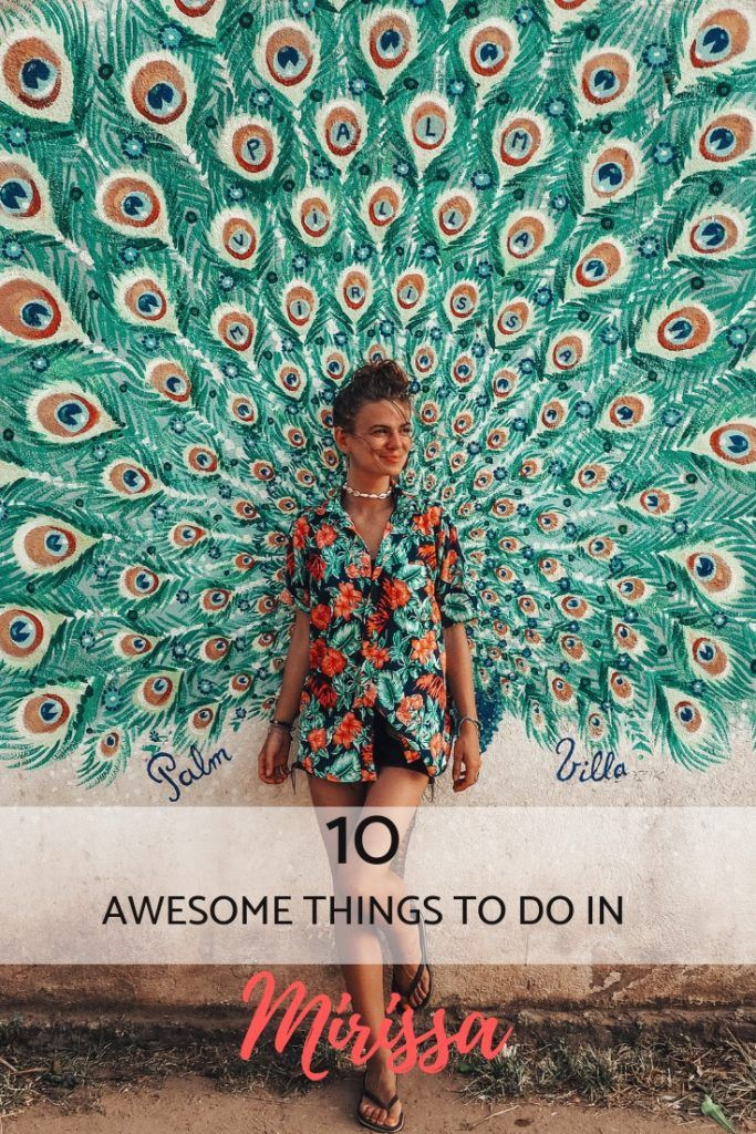 10 Awesome Things to Do in Mirissa, Sri Lanka - Adventure Catcher