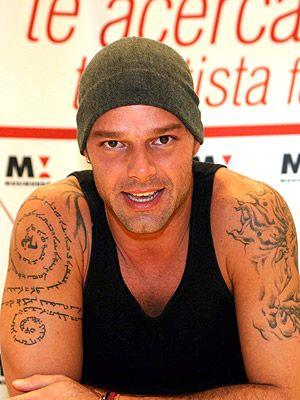 Tatuajes de famosos del cine, del futbol y de la música