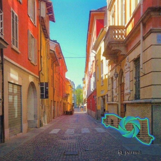 ig_parma's photo dans la rue Borgo Val di Taro à Parme