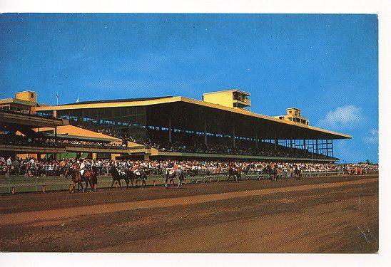 Race Tracks Rhode Island