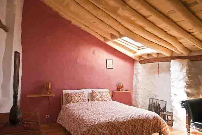 Casa Verde bedroom - Alhama de Granada