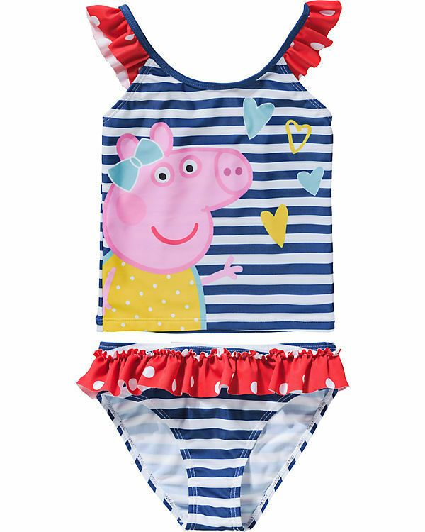 Peppa Pig Costume da bagno da ragazza