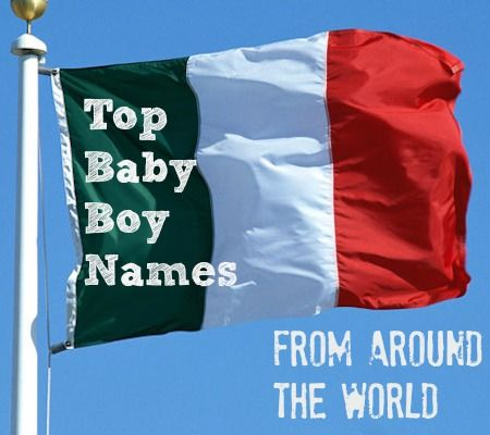 Top Baby Boy Names from Around the World | Disney Baby