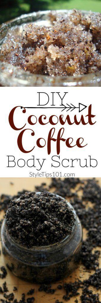 body scrub recipe