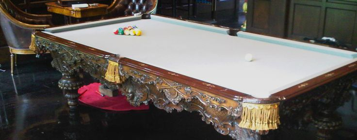 Luxury Pool Table Movers