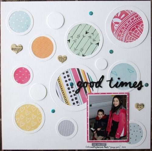 *May CT* Good Times by Rosie N.