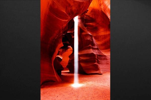 Tableau déco design Canyon Arizona