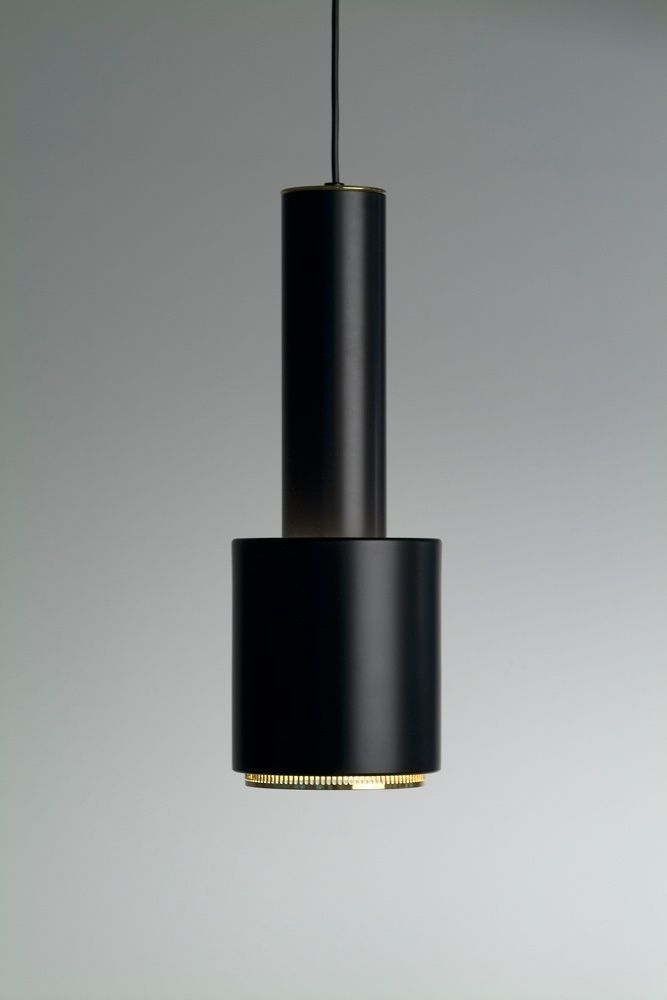 Pendant light designed by Alvar Aalto for Artek