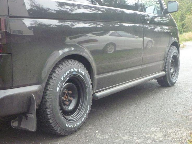 My Long Overdue Build Thread - Black 4motion Camper - Page 3 - VW T4 Forum - VW T5 Forum