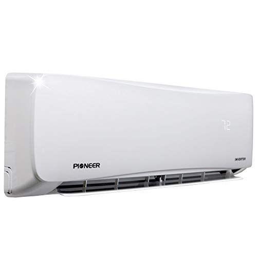 Pioneer Air Conditioner Pioneer Mini Split Heat Pump Minisplit Heatpump 12000 Btu 208 230 V Heat Pump System Ductless Mini Split Heat Pump