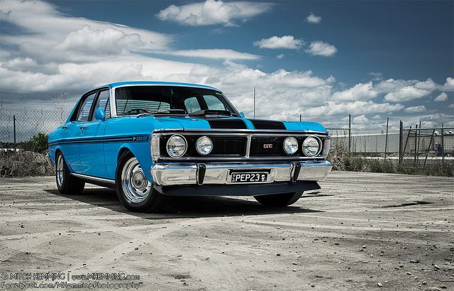 Ford Falcon XY 351GT