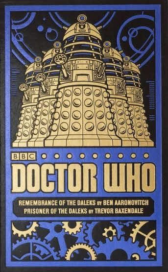 Remembrance of the Daleks & Prisoner of the Daleks