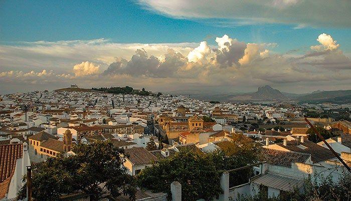 Granada, Alhambra e Antequera