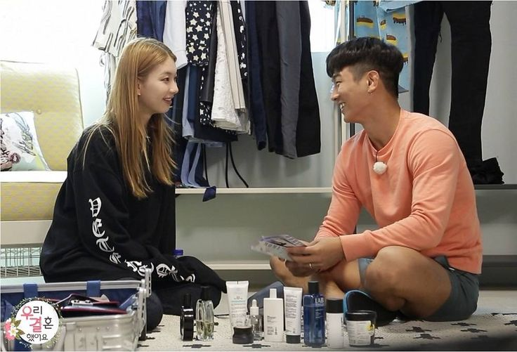 Mad Town's Jota and Kim Jin Kyung move into her parents' house on 'We Got Married'? | http://www.allkpop.com/article/2016/06/mad-towns-jota-and-kim-jin-kyung-move-into-her-parents-house-on-we-got-married