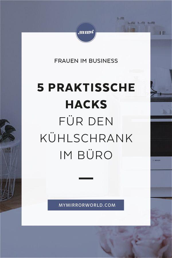 5 Hacks Fur Unseren Blauen Retro Kuhlschrank Im Buro Karriere