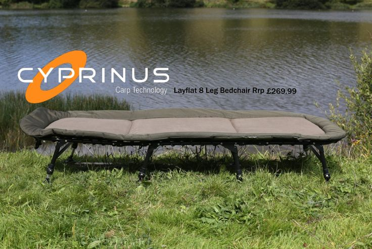Carp Fishing Tackle Tackle Discounts bids – Cyprinus Lay Flat 8 Leg Lightweight Bedchair Buy it now – Cyprinus Flat flat Lightest 8 Leg Carp Fishing Bedchair Tackle Discounts NASH NEW C…