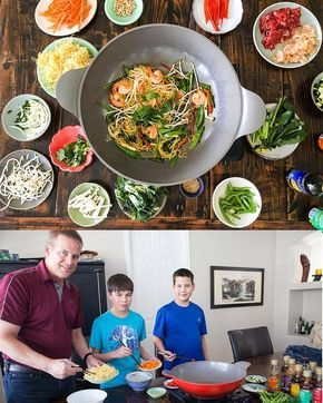 DIY Mongolian barbecue is one of the most fun, interactive meals you can have at home! Each person can choose their ingredients and perform a 5 minute stir-fry at the table for their custom dish. We created this recipe forSan-J, using theirready-to use sauces(Mongolian BBQ, Orange, Szechuan, Teriyaki, Thai Peanut, Sweet & Tangy and Asian …