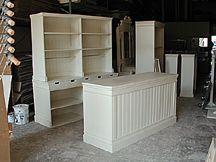 mobiliario para tienda