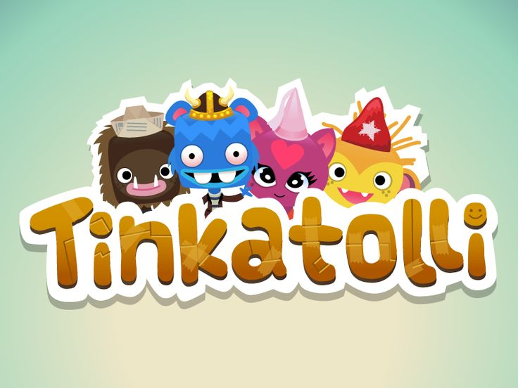 Tinkatolli Logo Tinkas by Luke Séguin-Magee