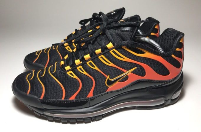 outlet store 8d075 58b6e Get The Nike Air Max 97 Plus Shock Orange Now - Dr Wong - Emporium of  Tings. Web Magazine.