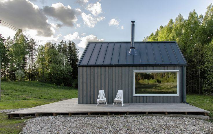 Gallery - Lithuanian Hunting House / Devyni architektai - 1