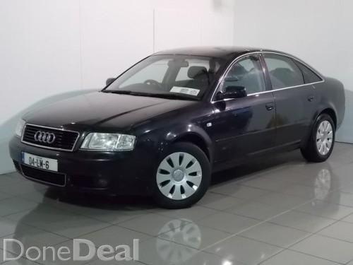 Audi A6 1.9 Litre Diesel