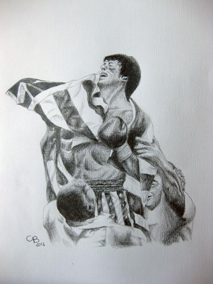 Rocky Balboa - Matita (2012)