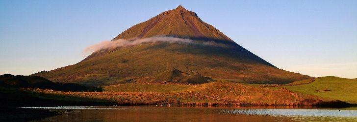 Pico mountain.