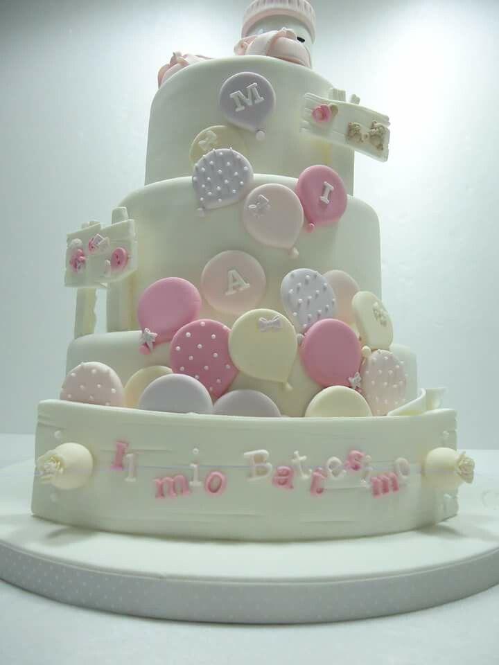 Estremamente Oltre 25 fantastiche idee su Torte battesimale su Pinterest  KA09