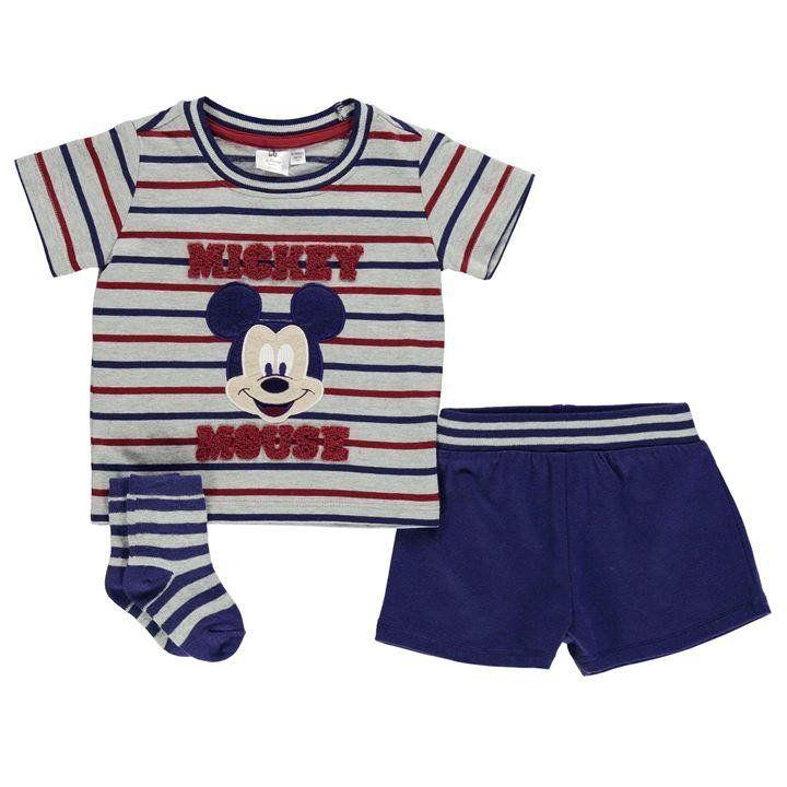 Disney Mikki Hiiri vauvan shortsiasu