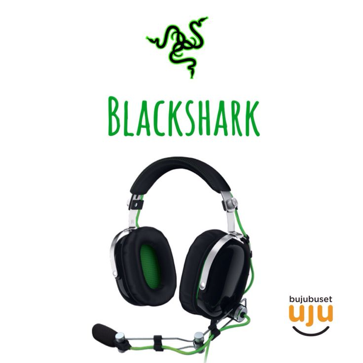 Razer - Blackshark IDR 1.670.000
