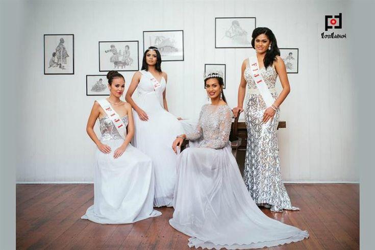 Miss World Fiji 2017 Meet the contestants