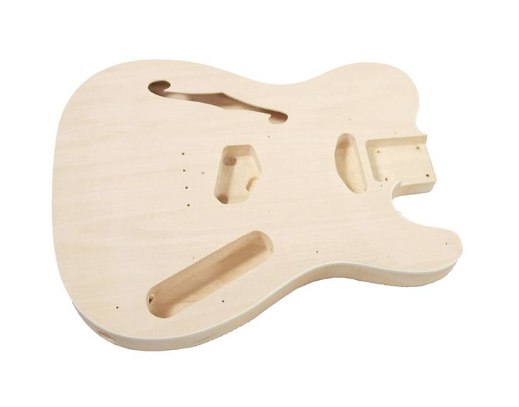Buy online the best selection of Solo TC Style Guitar Body, Semi Hollow, Maple Top at Solomusicgear.com. We provide high quality products in Canada at an affordable price.
