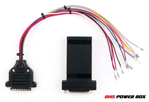 BMS power box for my BMW