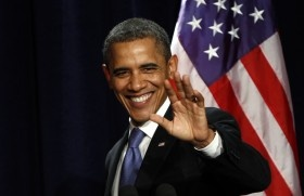 [News Subscription] Obama's Approval Rating Up To 50 Percent: Reuters/Ipsos Poll.   Love Obama he has our votes