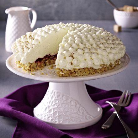 Schneeball-Torte Rezept (Cool Cake)