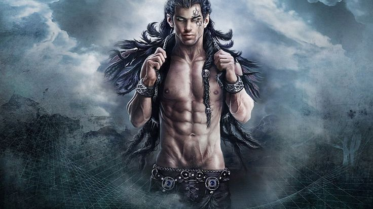 fantasy art men Warrior wallpapers, clouds, fantasy