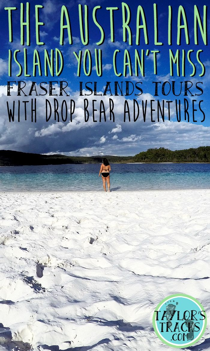 Don't skip this incredible experience on Australia's east coast. Take a Fraser Island tour for fun and adventure!