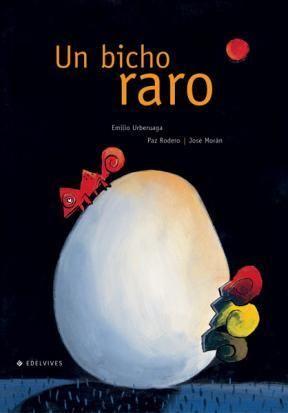 Un huevo cae desde lo alto y de él sale un bicho muy raro que no sabe quién es. El bicho raro se va encontrando con diferentes animales: el camaleón, la tortuga, el avestruz, la serpiente... y a todos ayuda.