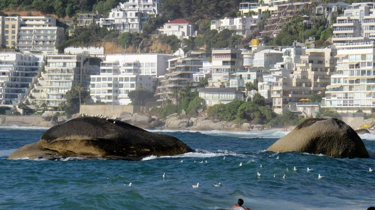 Lovely beach, super luxurious accommodation! Clifton, Western Cape, South Africa #Clifton #South Africa #seaside #Atlantic Coast
