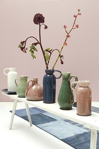 Time to start collecting those quirky jars and vases