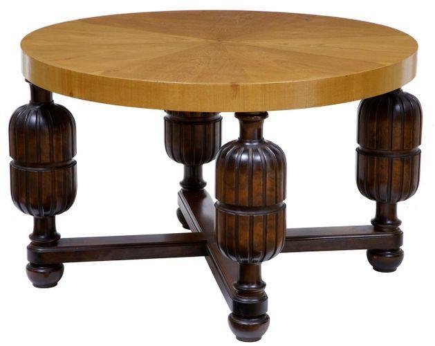 Art Deco Swedish Birch Coffee Table Art Deco Coffee Table Art